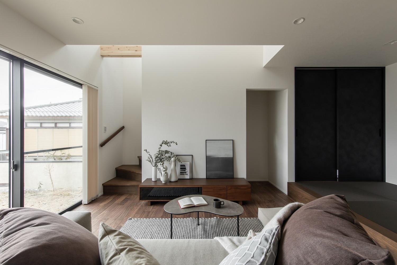 幸津川2号地の家-2